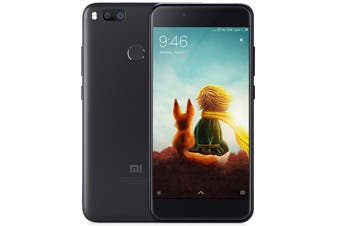 Xiaomi Mi A1 4G Phablet Global Version 5.5 inch Android One Snapdragon 625 2.0GHz Octa Core 4GB RAM 32GB ROM 3080mAh Battery Dual 12.0MP Zoom Lens Fingerprint Scanner