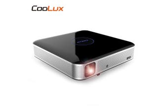 COOLUX S3 DLP Projector 1100 ANSI 1280 x 800P 2.4 / 5GHz