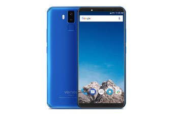 Vernee X ( X1 ) 4G Phablet 6.0 inch Android 7.1 MTK6763 2.0GHz Octa Core 6GB RAM 128GB ROM Dual Rear / Front Cameras 6200mAh Battery