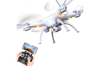 SYMA X5SW RC Drone WiFi Camera Quadcopter Real-time Transmit Headless Mode