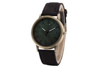 V5 Fashion Men'S Leisure Vintage Denim Canvas Quartz Watch