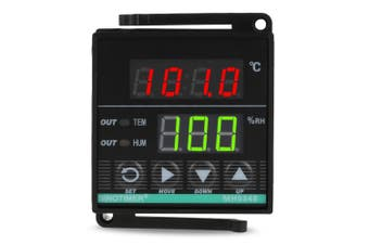 SINOTIMER Intelligent Temperature Humidity Control Instrument for Bakery Warehouse Hatch