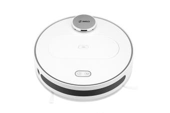 360 S6 Robotic Vacuum Cleaner Automatic Remote Control Cleaning Robot-White