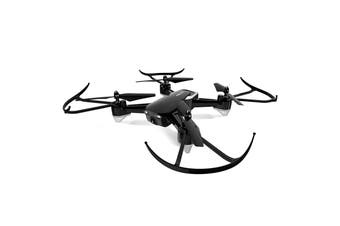 WiFi FPV RC Drone Altitude Hold Headless Mode 3D Flip One Key Return-Black