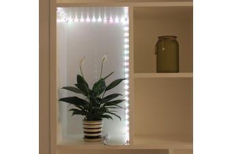 Brelong 1m Intelligent Human Sensor Induction LED Strip Light-Cool White