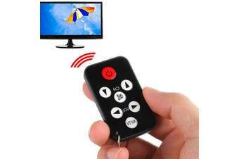 Keychain TV Universal Remote Control