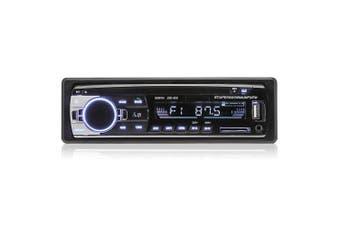 Wireless Bluetooth Car MP3 Player-Black