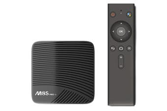 MECOOL M8S PRO L 4K TV Box with Voice Remote Control(3GB RAM+32GB ROM)