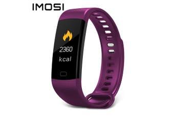Imosi Y5 Smart Watch&Fitness Tracker-Purple