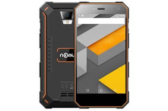 NOMU S10 PRO 4G Smartphone 5.0 inch Android 7.0 MTK6737VWT Quad Core 1.5GHz 3GB RAM 32GB ROM 8.0MP Rear Camera 5000mAh Battery