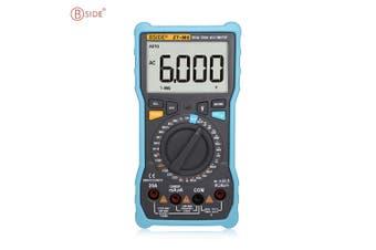 BSIDE Smart Digital Multimeter Dual-mode 6000 Counts High Accuracy-Ocean Blue
