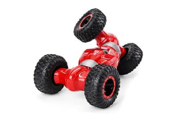 JJRC Q70 Twister Double-sided Flip Deformation Climbing RC Car - RTR-Red