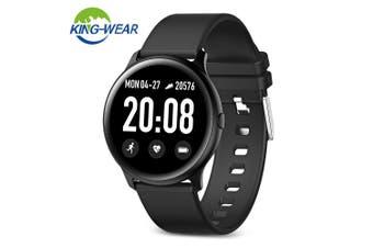 KingWear KW19 Smart Watch 1.3 inch HD Screen Remote Camera Bracelet Sports Wristband