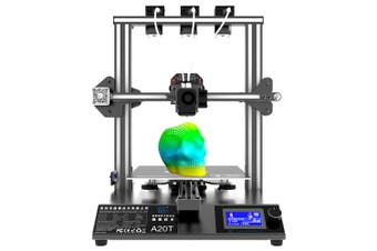 Geeetech A20T FDM 3D Printer Mix-color Objects-White