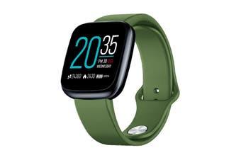 Zeblaze Crystal 3 Smart Sports Watch- Green