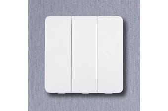 Yeelight Smart Switch Self-rebound Design Triple Bond-White