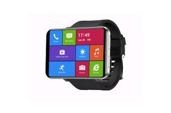 icwris Max 4G Smart Watch- Silver