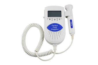 Ultrasound Doppler Fetal Heart Rate Monitor No Radiation