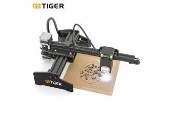 GBtiger Laser Master 7W Desktop Laser Engraver with Safe Protection