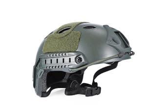 Simple Tactical Helmet for CS Field Outdoor Skydiving