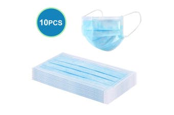 (Available Now)10PCS Disposable Medical Face Masks With Elastic Earloop