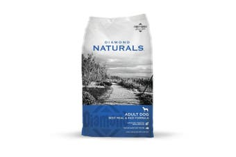 Diamond Naturals Adult Beef & Rice Dog Food 18kg