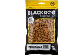 Blackdog Chicken Meat Balls Dog Treat 250g