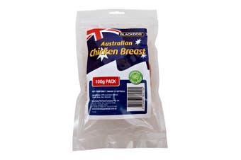 Blackdog 100g Australian Chicken Breast