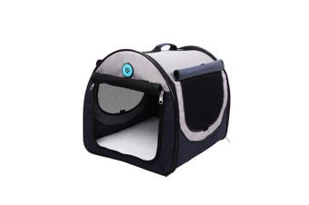 Bono Fido Portable Pet Home Carrier Soft Crate Small