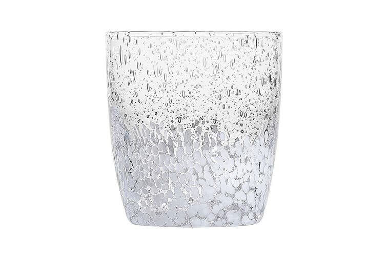 Ecology Pollock 4 Piece Glass Tumbler Set 270ml