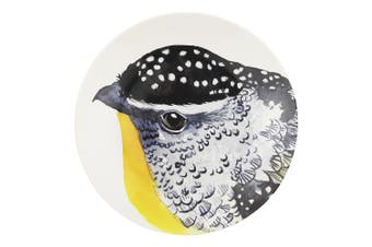 Ecology Paradiso New Bone China Spotted Pardalote Side Plate 20cm