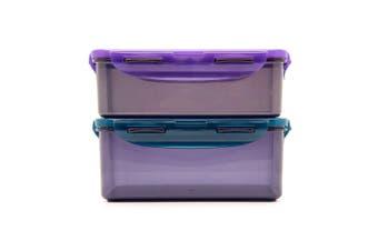 Lock & Lock Eco 2-Piece Rectangular Food Container Set