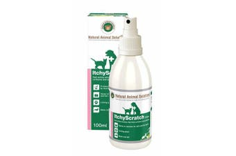 Natural Animal Solutions ItchyScratch 100ml