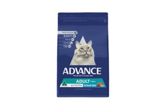Advance Total Wellbeing Adult Cat Food 3kg Fish