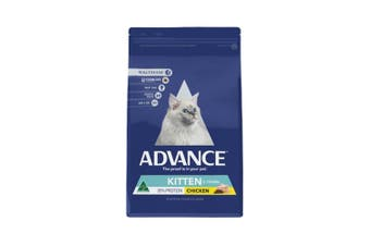 Advance Plus Kitten Food Growth 3kg Chicken