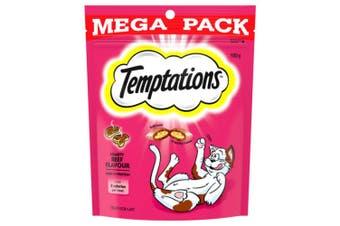 Temptations Hearty Beef Cat Treat 180g