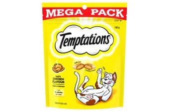 Temptations Tasty Chicken Cat Treat 180g