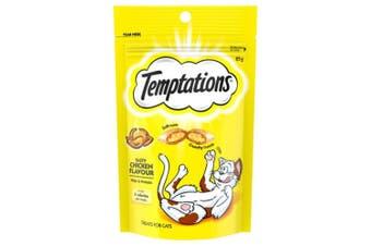 Temptations Tasty Chicken Cat Treat 85g