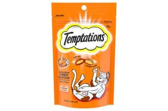 Temptations Tantalising Turkey Cat Treat 85g