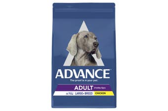 Advance Large Breed Chicken Adult Dog Food 20kg