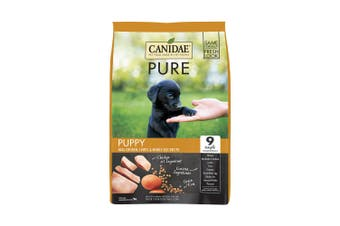 Canidae Puppy Food Grain Free Pure Foundations 10.8kg
