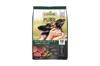 CANIDAE® Grain Free PURE Land with Bison Adult Dry Dog Food 9.53kg