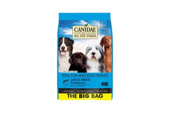 CANIDAE® All Life Stages Large Breed Turkey Dog Dry 20kg