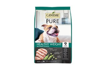 CANIDAE® PURE Healthy Weight Real Chicken & Pea Recipe Grain Free Dry Dog Food 10.8kg