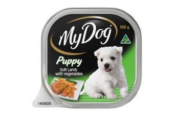 My Dog Puppy Lamb & Vegetable Wet Dog Food 12x100g