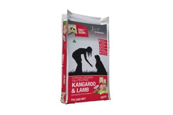 Meals For Mutts Kangaroo & Lamb Dog Food 20kg