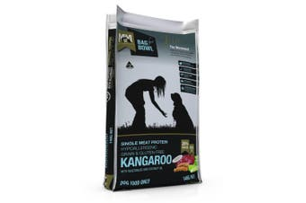 Meals for Mutts Grain Free Single Protein Kangaroo Dog Food 14kg