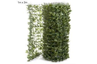 Florabelle Living Ivy Fence Roll 1 x 3m