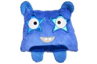 Gummi Randall Blue Monster Dog Toy Small