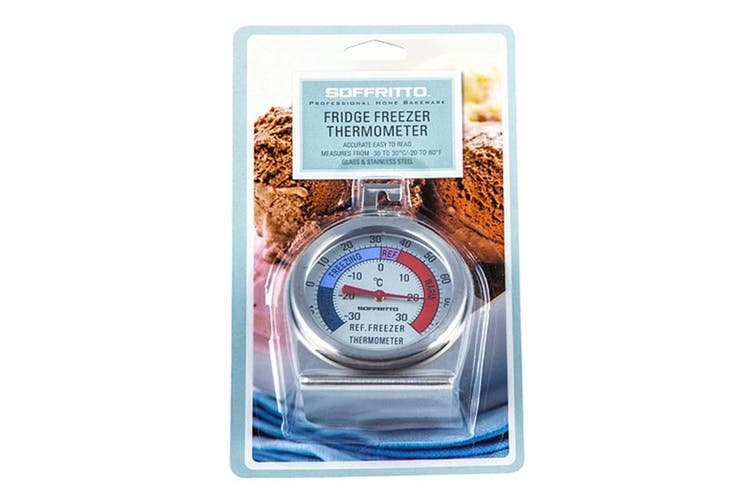 Soffritto Professional Bake Fridge Freeze Thermometer
